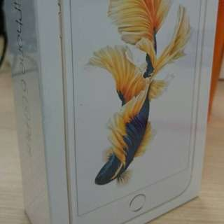 (全新未拆) IPhone 6S PLUS 64G 金色