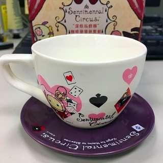 ☕️深情馬戲團 咖啡杯組☕️