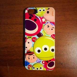 迪士尼 玩具總動員手機殼 iPhone5s
