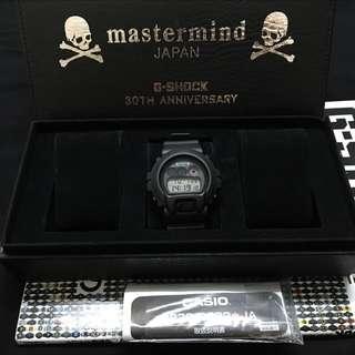 G Shock DW6900 X Mastermind