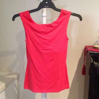 Forever New Watermelon Tank Top Size 6