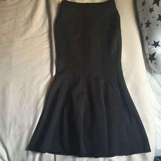 Asos Hem Line Skirt