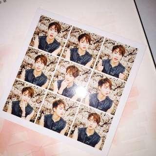 [WTT] Jin's ITMFL pt.1's Photocard