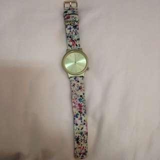 二手 KOMONO Wizard Print 精靈印花系列腕錶 - 表現主義 /37.5mm