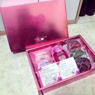 Shiseido沐浴禮盒🎁
