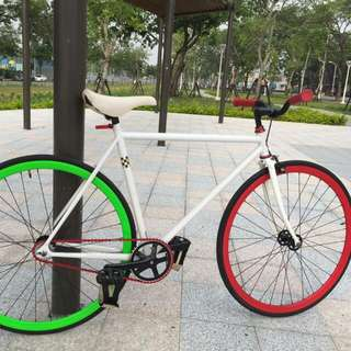 Fixed Gear - RH+O_OG系列 50