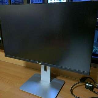 """(Used) 27"""" Dell 2K QHD Monitor (U2715H)"""