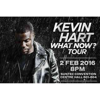 Kevin Hart What Now? Tour Ticket