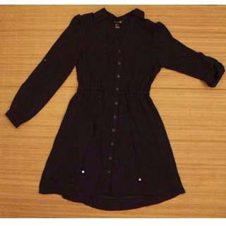 shirt dress f21 postage free
