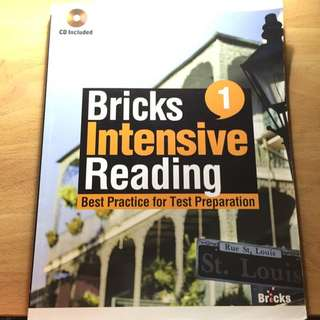 英文課本 Bricks Intensive Reading