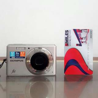 Camera Olympus FE-4050