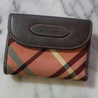 Preloved Blue Label Wallet