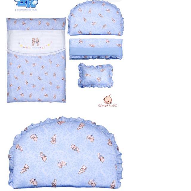嬰兒寢具七件組