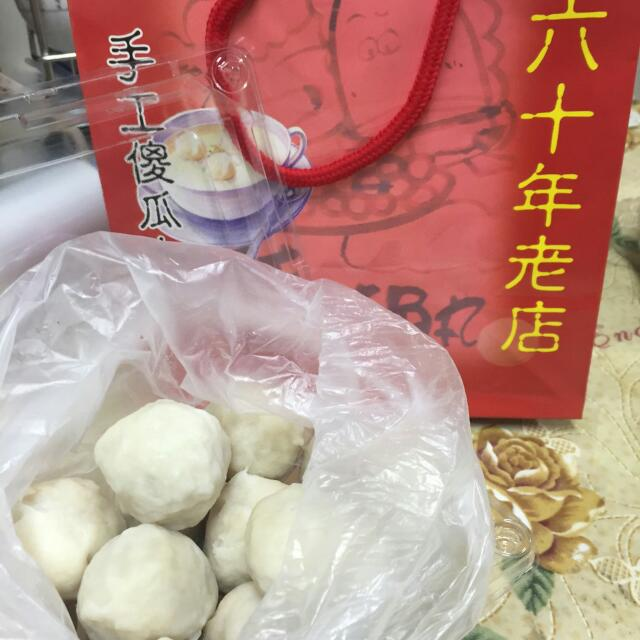 純正手工道地福州大魚丸