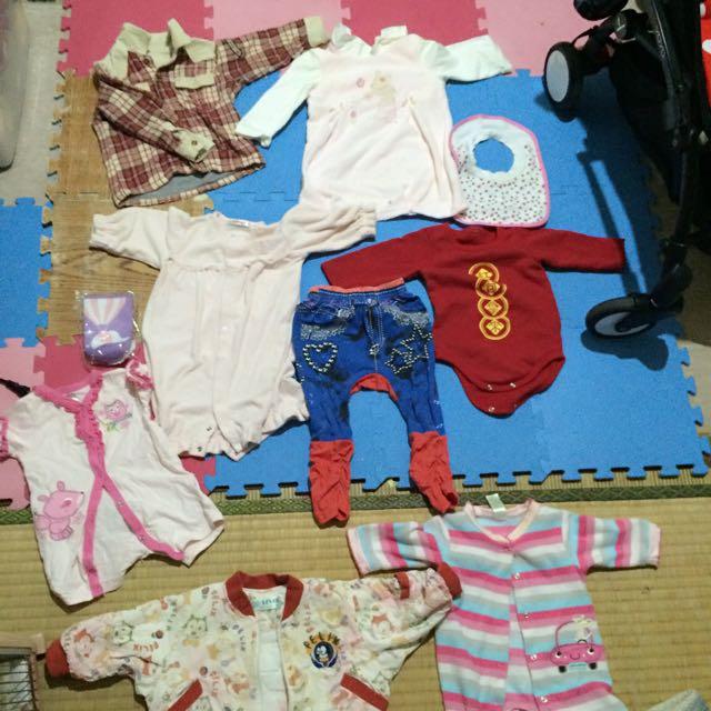 全部寶寶衣物