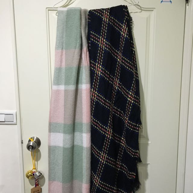 專櫃品牌圍巾