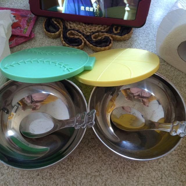 餐碗 不鏽鋼