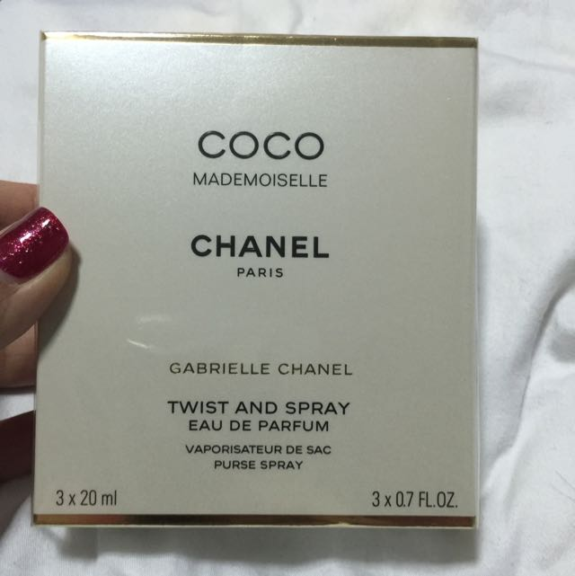 Bnib Chanel Coco Mademoiselle Twist N Spray Eau De Parfumnot Ysl