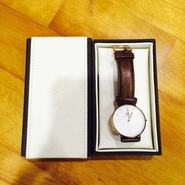 DW手錶(保留中)