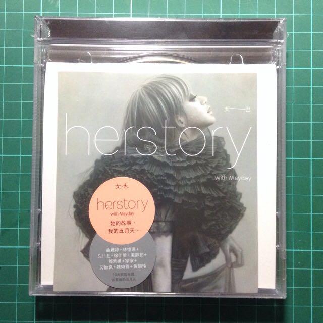 女也-herstory with Mayday