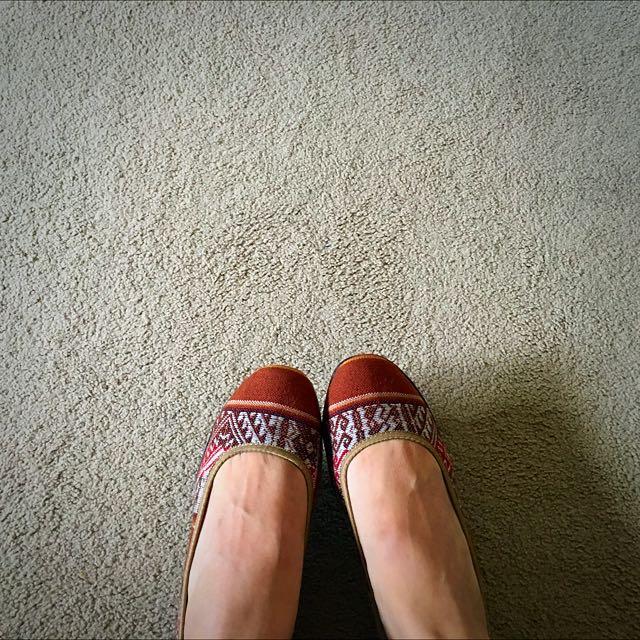 Inca Shoes