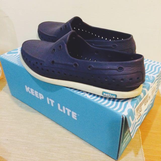 native橡膠休閒鞋