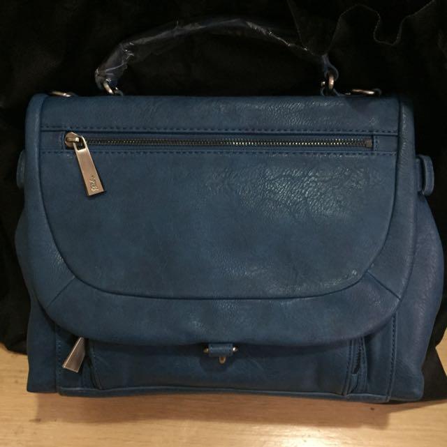Pedjo藍色包包
