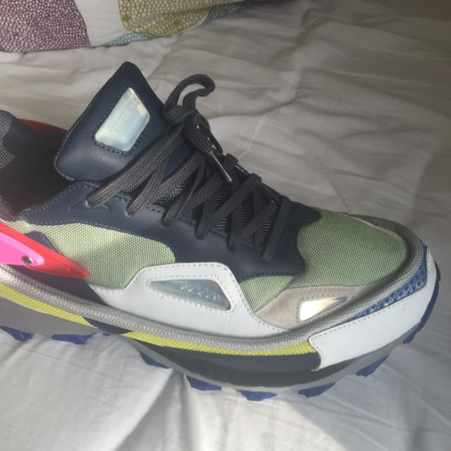 ae6f3bd73e9f9a Raf Simons X Adidas US 9.5 10 10 Condition Never Worn Supreme Bape Study  Jordan Nike Adidas Yeezy Y-3