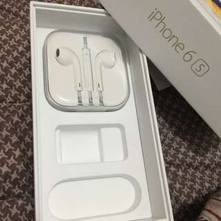 Apple iPhone Earpod耳機
