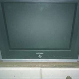27 Inch Samsung Box Tv