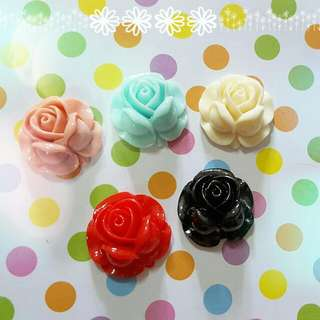 Blooming ROSE Brooch