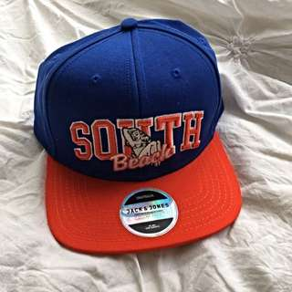 "SOUTH BEACH SnapBack ""Jack & Jones"" Brand New"