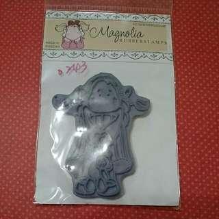 Magnolia Rubber Stamp藝術印章