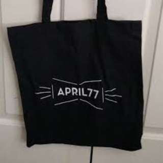 April 77 Tote Bag!!!