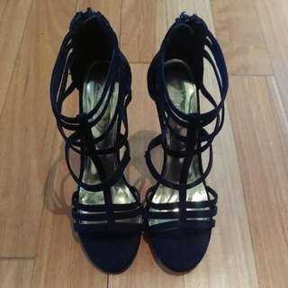 Wanted Caged Heels