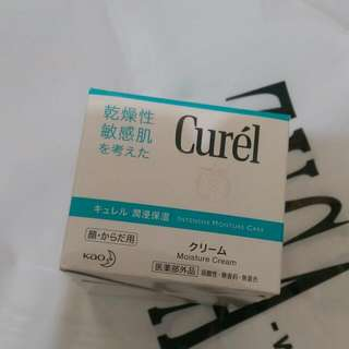 Cruel 珂潤  潤浸保溼身體乳霜