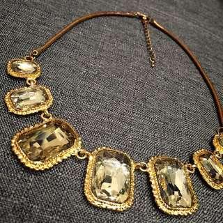 ✨含運✨寶石 造型 項鍊