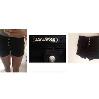 Jayjay's High Waisted Shorts