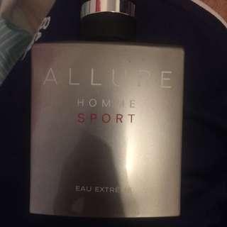 Chanel Allure Homme Sport Perfume (mens)