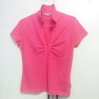 Pink Baleno Shirt