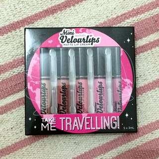 Matte Lip Cream Australis Velourlips