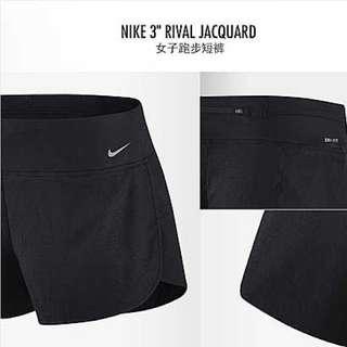 (售出)2016NIKE 最新款 超顯瘦 附四角內裡 女子短褲-S