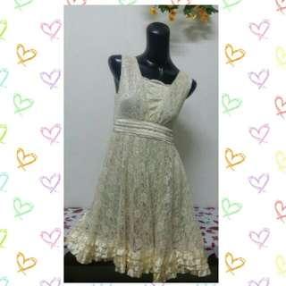 (Brand New) Lace Dress