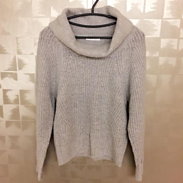 日本LOWRYS FARM✨保暖版型超美落肩毛衣