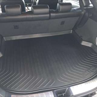 Toyota Harrier 2015 - 2016 OEM ABS Rubber Cargo Tray