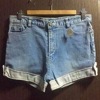 BNWT Size 30 Denim Shorts. Brand Bob Orion