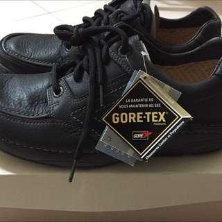 Clark Gore Tex 男仕鞋