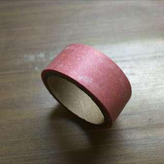 粉紅系紙膠帶