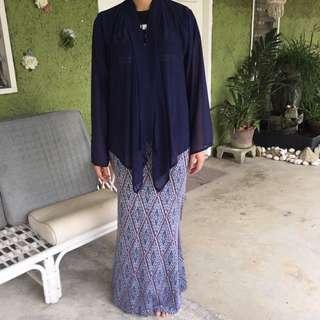 👭 Kimono-Kebaya Cardigan