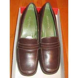 AEROSOLES 女裝 高跟鞋 啡色 39碼
